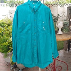 READHEAD SHIRT, Shirt Sleeve Fly Fishing Bass L